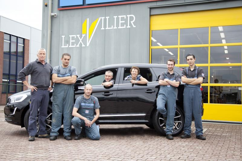Autobedrijf L. Vilier