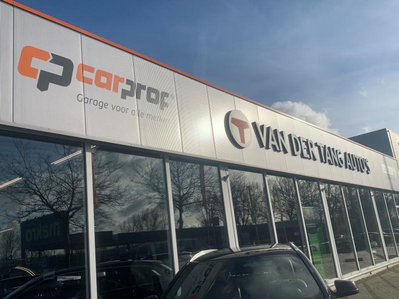 CarProf Van Der Tang Delft