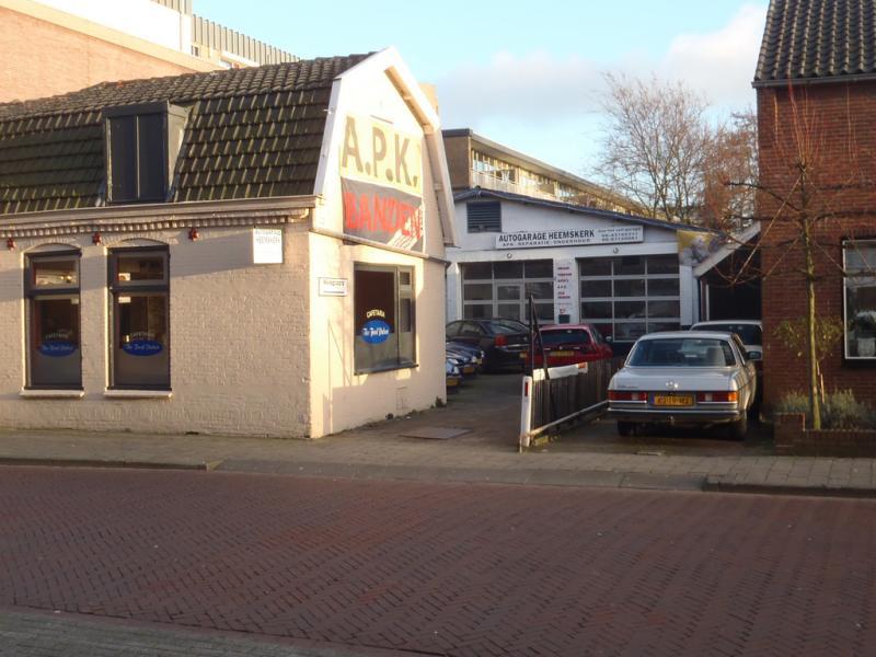 Auto garage Heemskerk