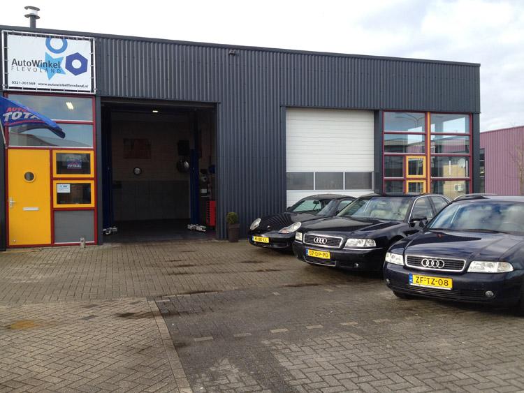 Autowinkel Flevoland
