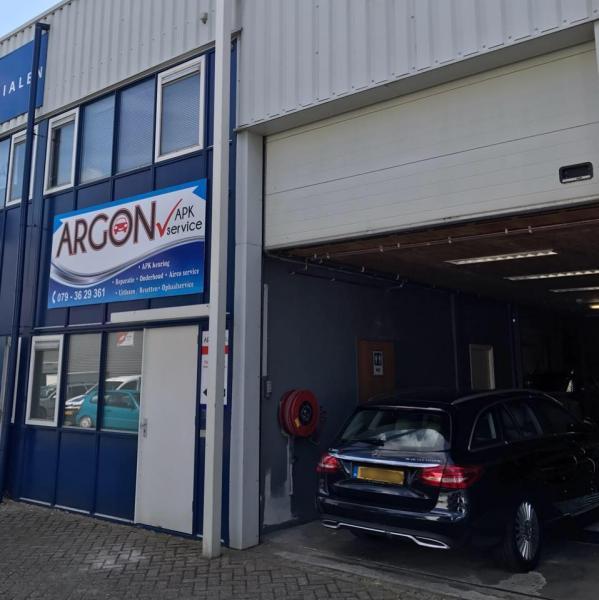 Argon APK Service