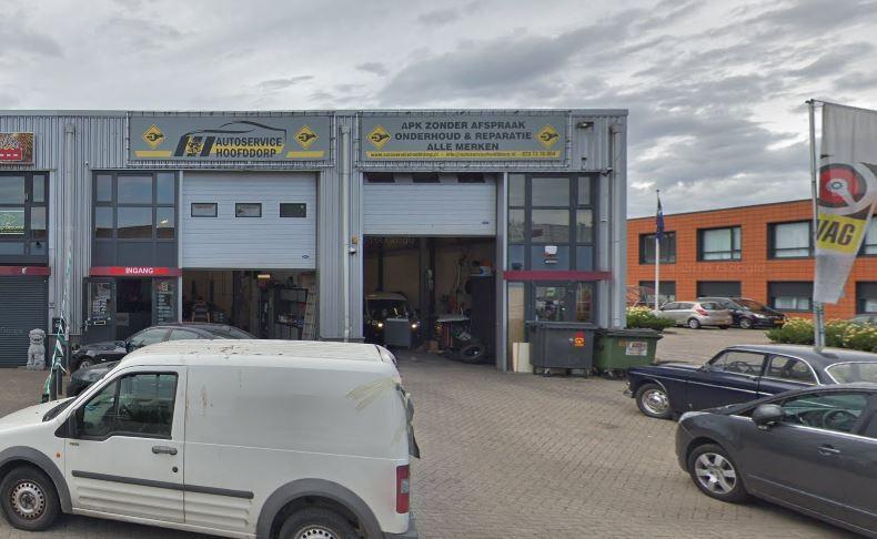 Auto service Hoofddorp