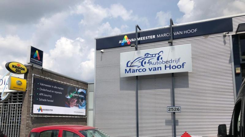 Autovakmeester Marco van Hoof