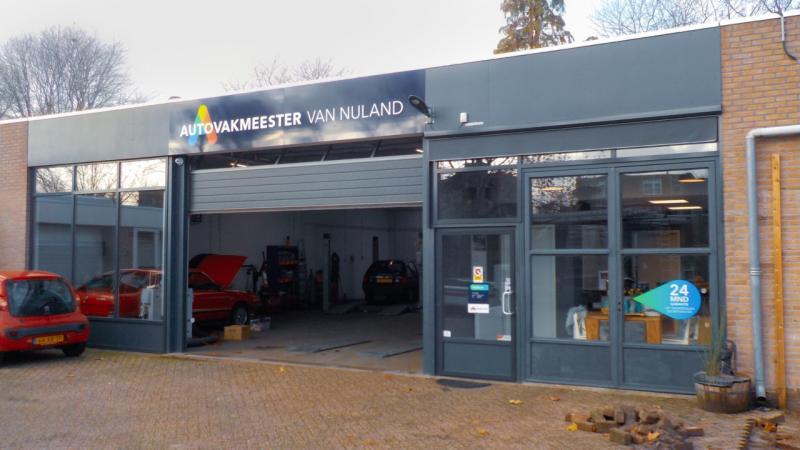 Autovakmeester Van Nuland