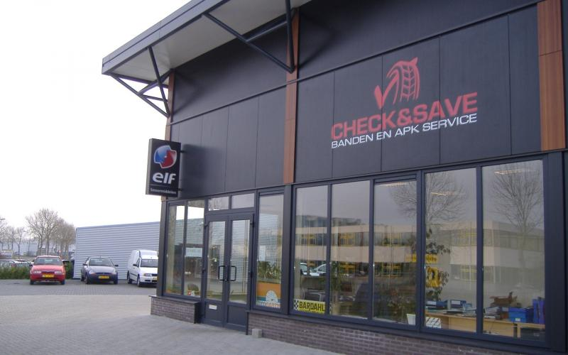 Bandenservice Check & Save