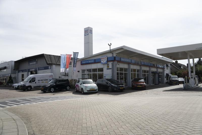 Bosch carservice Ben van Tilburg